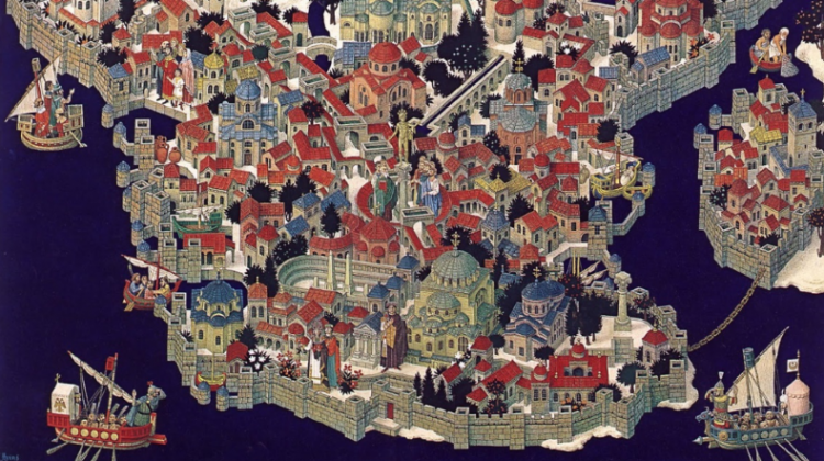 Constantinople in the 10th Century