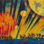New Planet, 1921 by Konstantin Yuon. New Tretyakov Gallery, Moscow