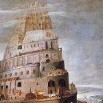 Hendrick van Cleve -Tower of Babel 1563 Kröller-Müller Museum