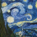 The Starry Night, Vincent van Gogh (1853-1890). Museum of Modern Art, New York