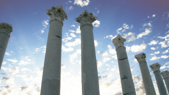 The Preaching of Columns