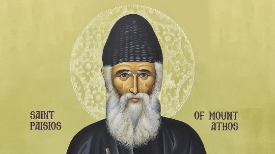 St. Paisios of Mt. Athos on Love and Kindness