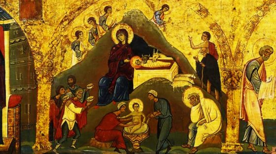 Psalm Eight and the Mystery of the Incarnation