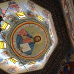 Pantocrator in a Romanian Monastery