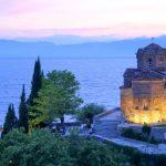 Church of St. John at Kaneo, Ochrid