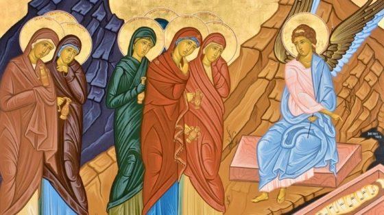 Fr Georges Massouh on the Myrrh-Bearing Women