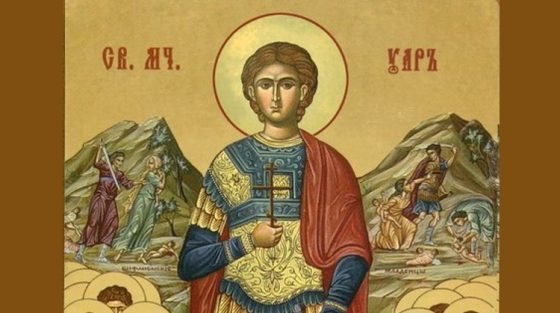 """""""Pray for Our Loved Ones who Are Beyond!"""": Canon of Supplication to St Varus"""