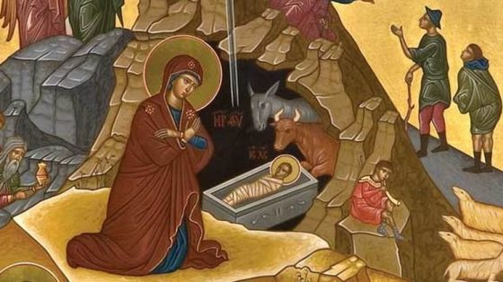 St. Ephrem the Syrian: Hymn of the Nativity