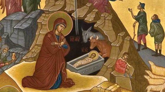 St. Ephrem the Syrian: Hymn of the Nativity